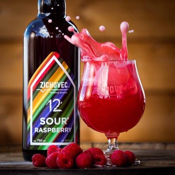 Zichove Sour Raspberry 12 Sour Ale
