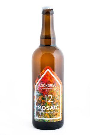 Mosaic 12 750ml web 1 » Pivovar Zichovec