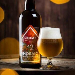 Zichovec Mosaic 12 American Pale Ale