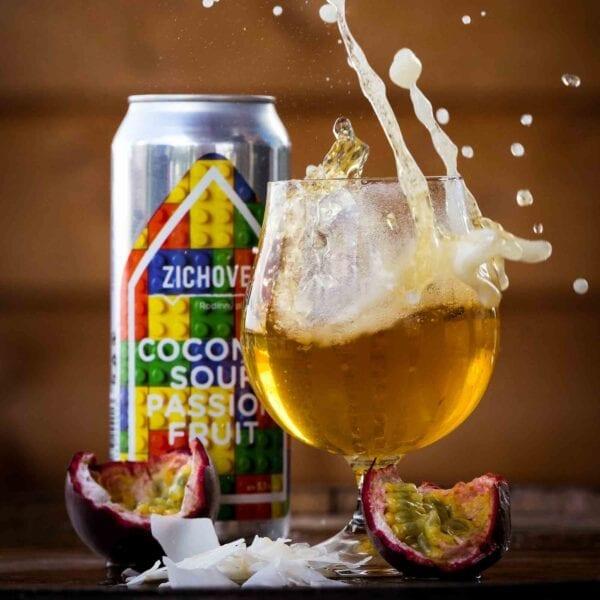 Zichovec Coconut Sour Passion Fruit 12 Sour Ale