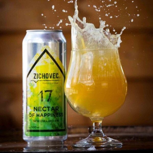 Zichovec Nectar of Happiness 17 New England IPA