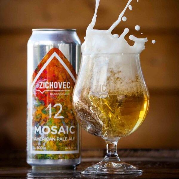 Zichovec Mosaic Ale 12 American Pale Ale