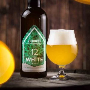Zichovec White 12 Witbier